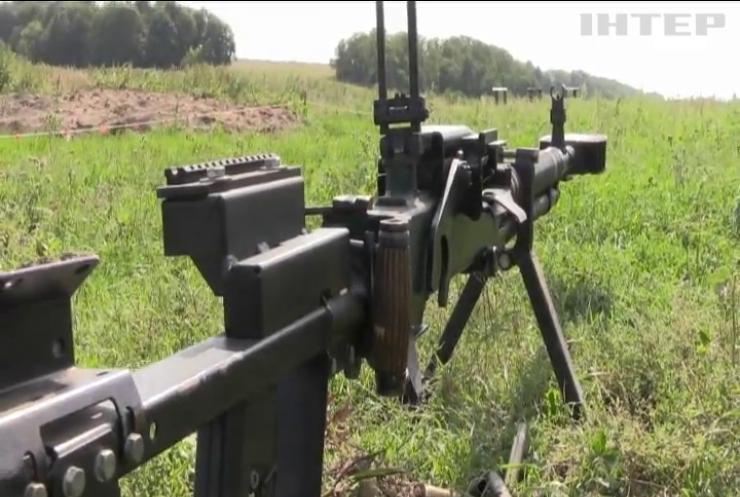 Позиції захисників Новотроїцького і Авдіївки накрили вогнем кулеметів