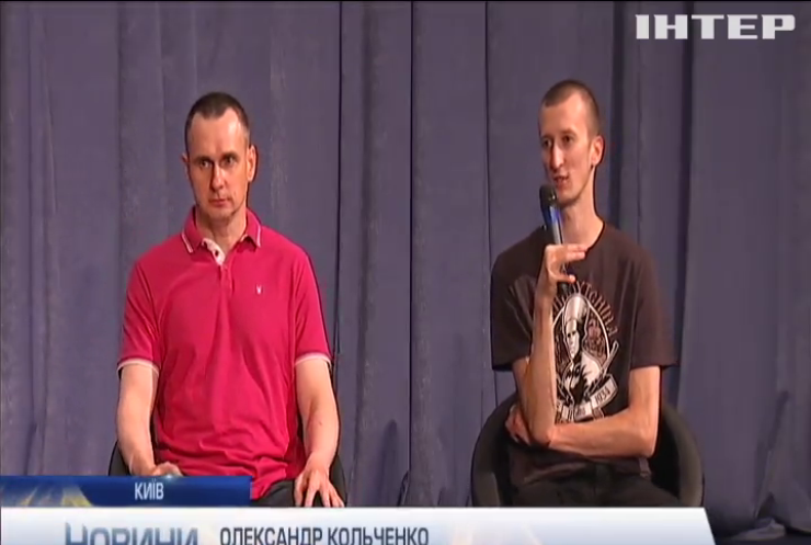Українські бранці розповіли про перебування в російських колоніях