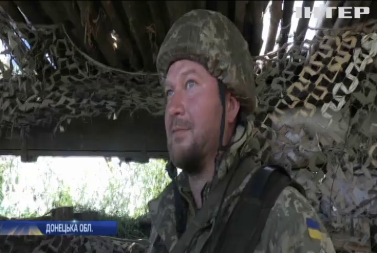 На Сході загострення: поранені шестеро українських бійців