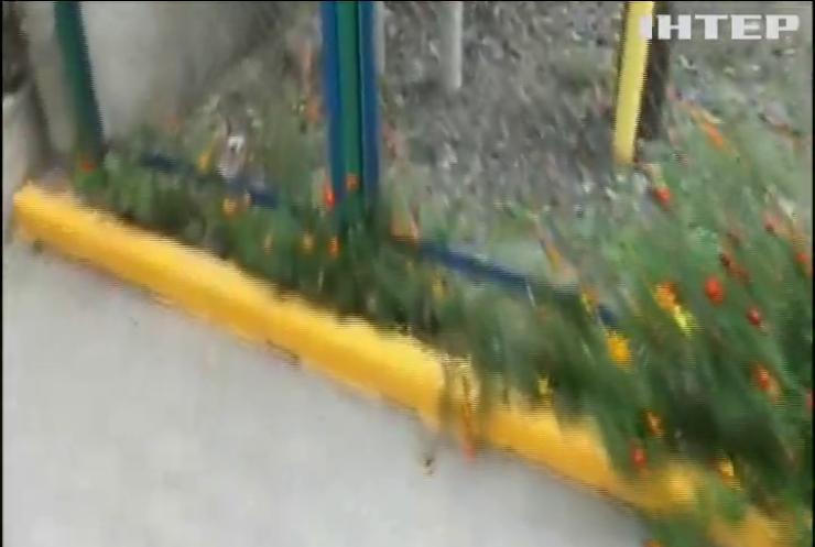 В Ірпені чоловік закидав поліцейських гранатами