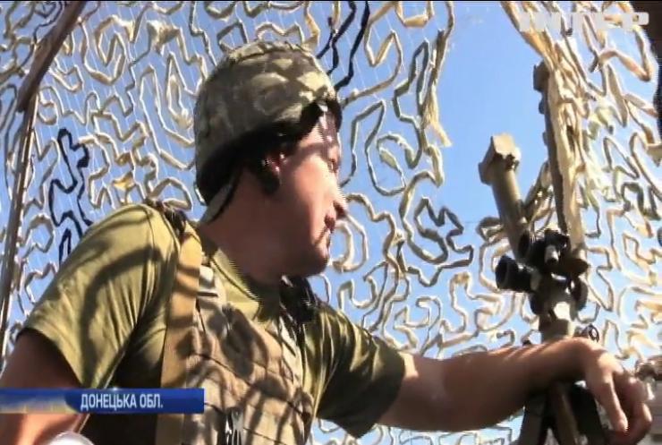 Біля Авдіївки бойовики продовжують обстріли