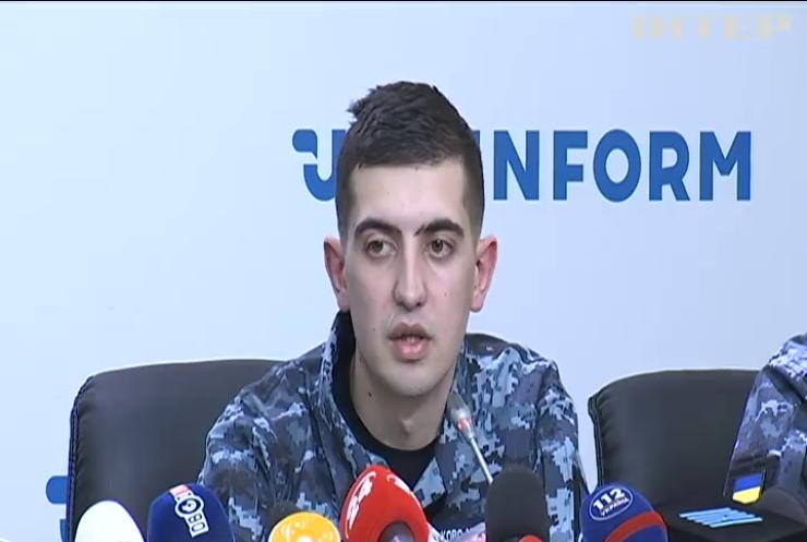 Утримання в СІЗО та захоплення у Керченській протоці: моряки провели першу прес-конференцію