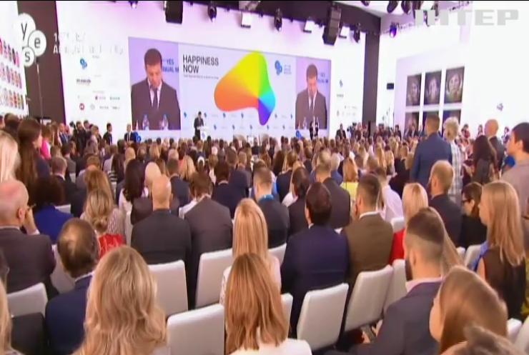 Володимир Зеленський закликав світових партнерів України зберегти санкції проти Росії