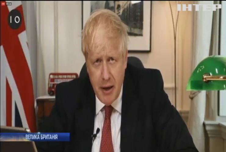 """Прем'єр Великої Британії ігноруватиме заборону """"жорсткого брекзиту"""""""