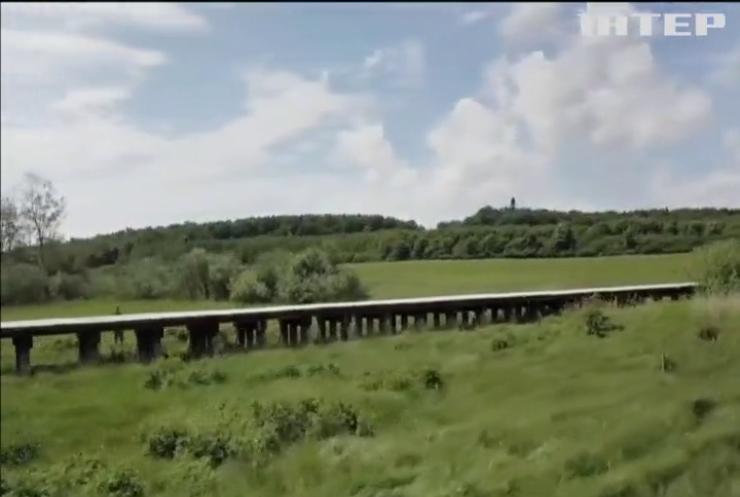 У Данії збудували міст за технологіями вікінгів