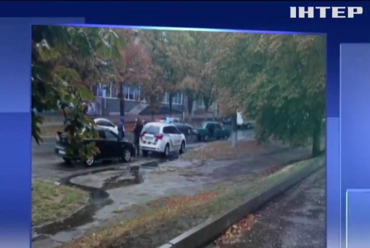 На Кіровоградщині водій скоїв ДТП і втік із місця аварії