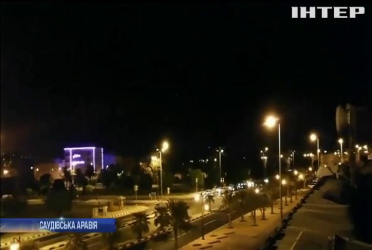 Нафтові об'єкти Саудівської Аравії атакували з Ірану - BBC