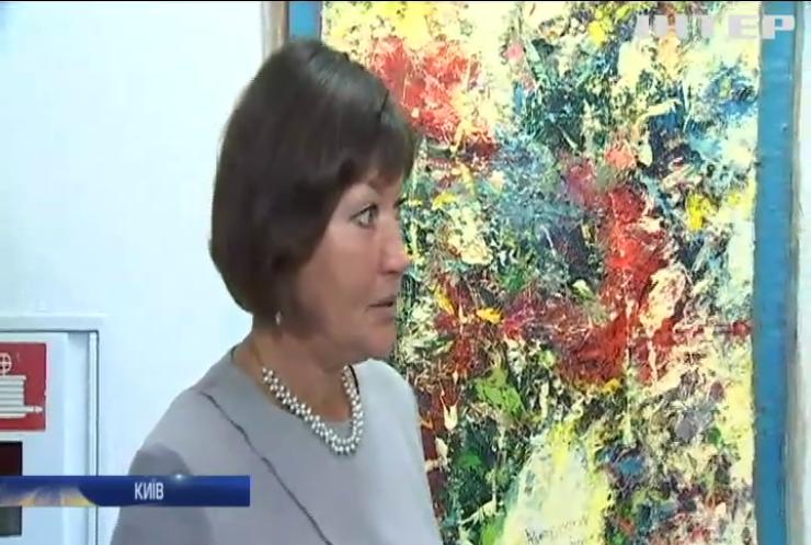 Українська асоціація жіночих досліджень відкрила у Києві виставку сучасного мистецтва