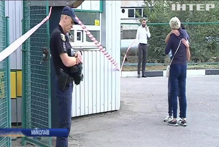 Вбивство у Миколаєві: у затриманого вилучили три пістолети
