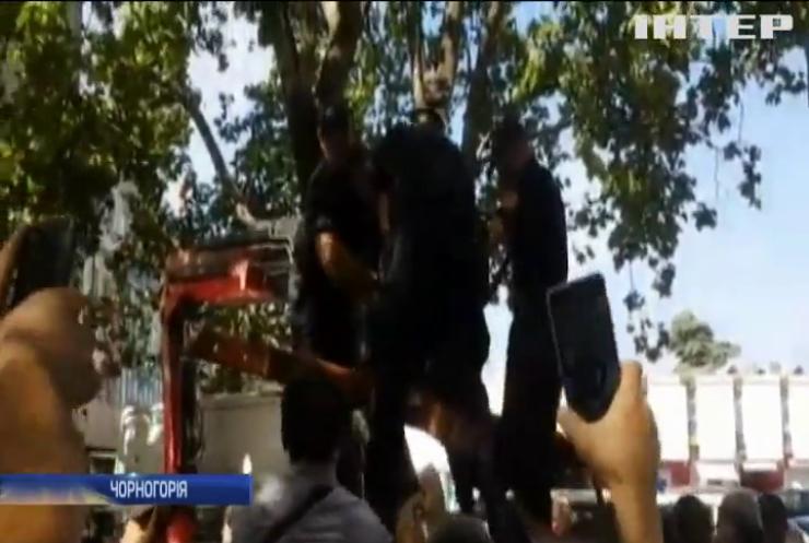 В Чорногорії заарештували двох лідерів проросійської партії