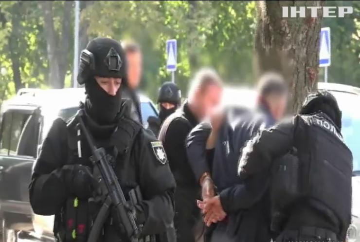На Полтавщині затримали ватажка злочинного угруповання