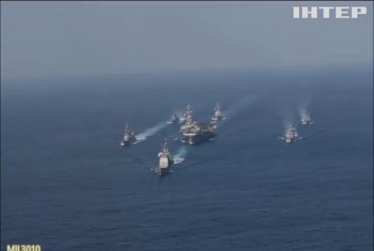 США посилять військову присутність на Близькому Сході