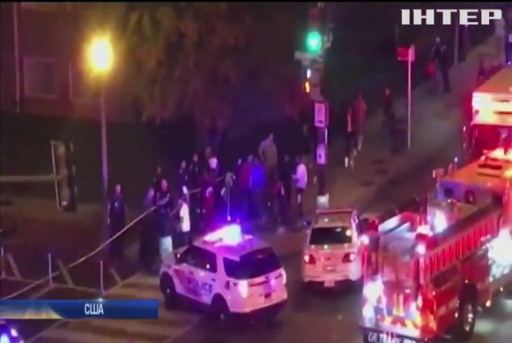 Стрілянина у Вашингтоні: одна людина загинула, п'ятеро поранені