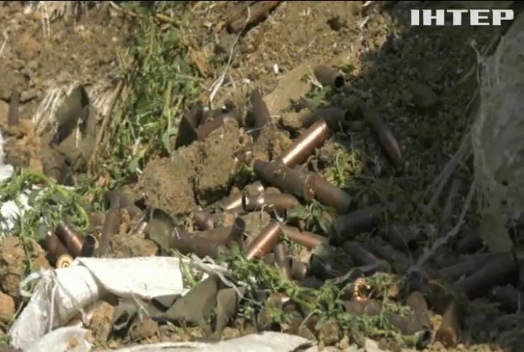 Позиції біля Новолуганського накрили вогнем гранатометів