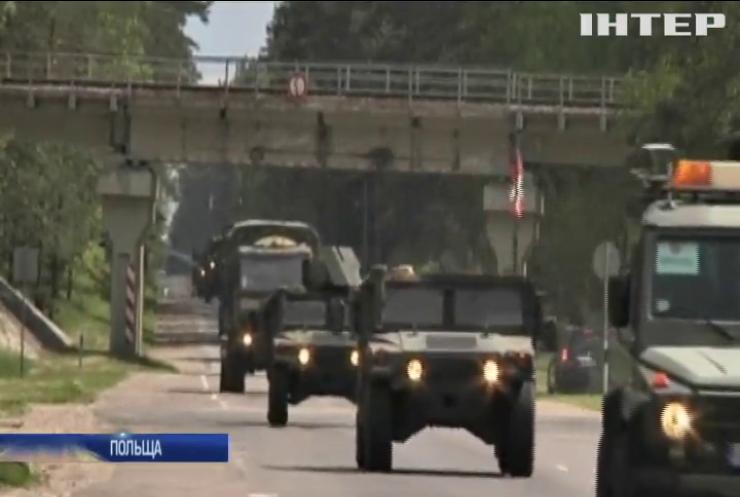 Президенти Польщі та США підпишуть військову декларацію