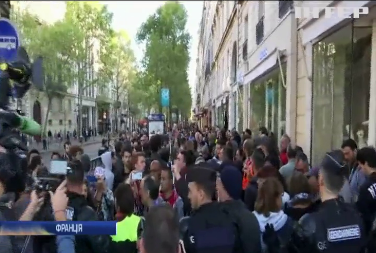 """У Парижі поновилися протести """"жовтих жилетів"""""""