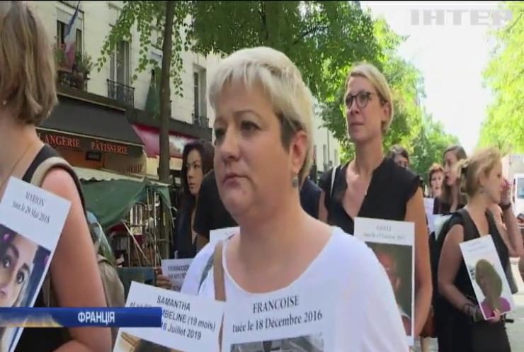 Жінки Мадриду протестують проти гендерного насильства