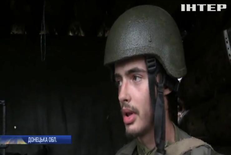 На Донбасі противник продовжує обстріли