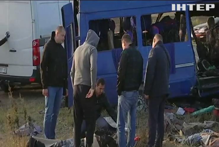 На Одещині затримали винуватця смертельної аварії