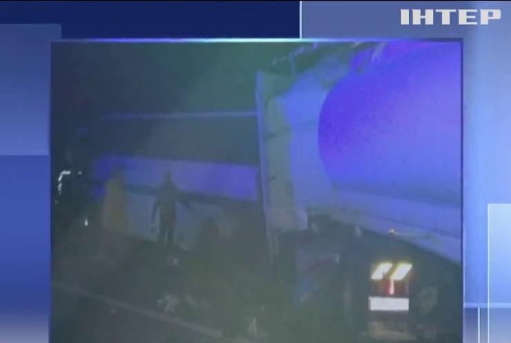 Аварія на Житомирщині: поліція затримала винуватця загибелі дев'ятьох людей