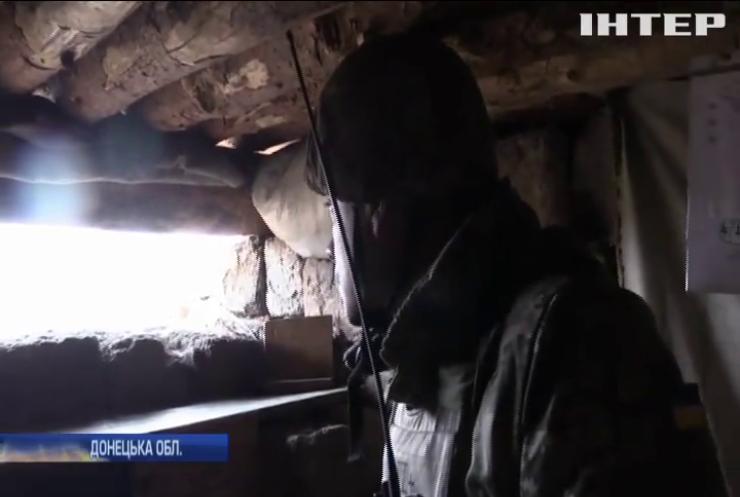 Війна на Донбасі: під Авдіївкою не стихає ворожа стрілянина