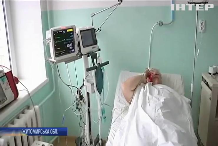 Жахлива аварія на Житомирщині: провину водія вантажівки встановлюють слідчі