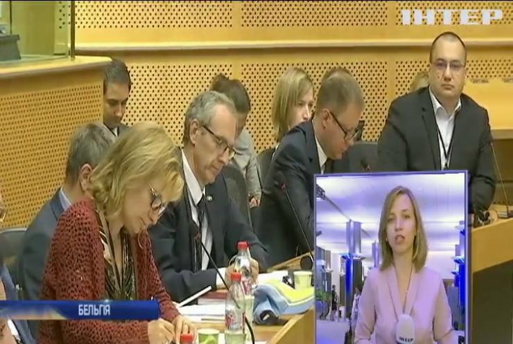 Гонтарева, Парубій та формули Штайнмайєра: євродепутати занепокоєні ситуацією в Україні