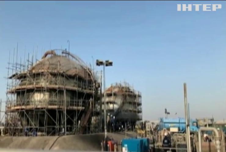 Саудівська Аравія скоротила експорт нафти