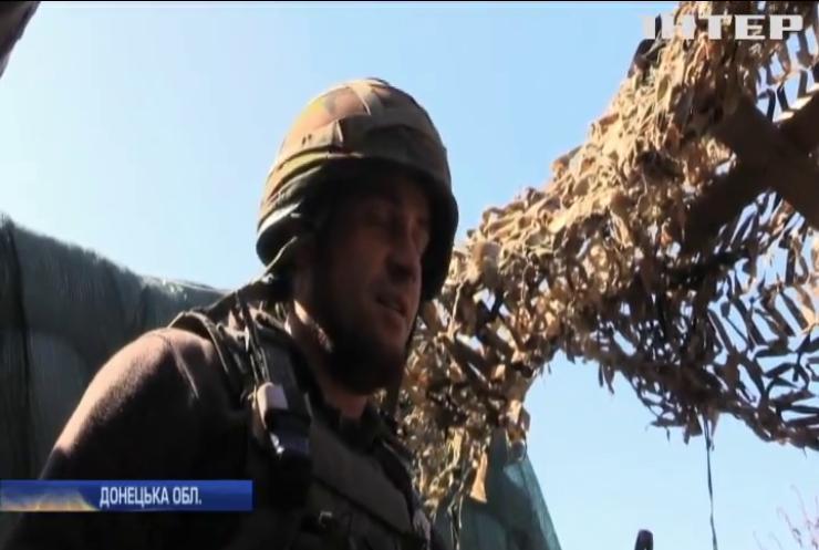 Під Красногорівкою активізувалися ворожі снайпери
