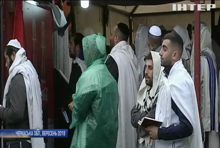 До Умані прибув загін ізраїльської поліції