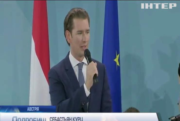 Партія Себастьяна Курца виграла позачергові вибори в Австрії