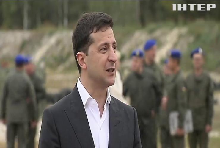 Українські правоохоронці провели масштабні військові навчання
