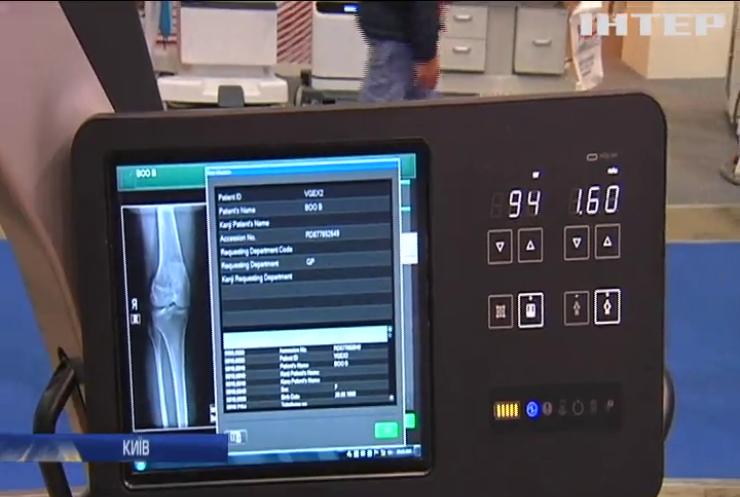 Світові виробники представили у Києві новітнє медобладнання