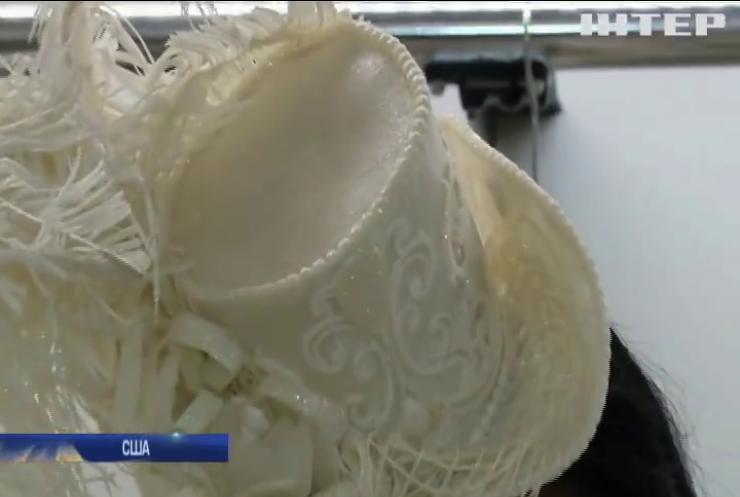 У США провели конкурс весільних суконь із туалетного паперу