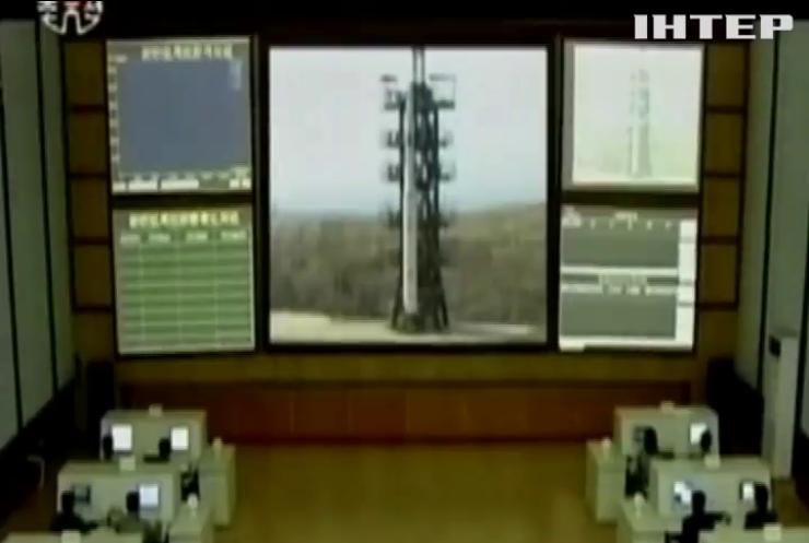КНДР запустила чергову балістичну ракету в бік Японського моря