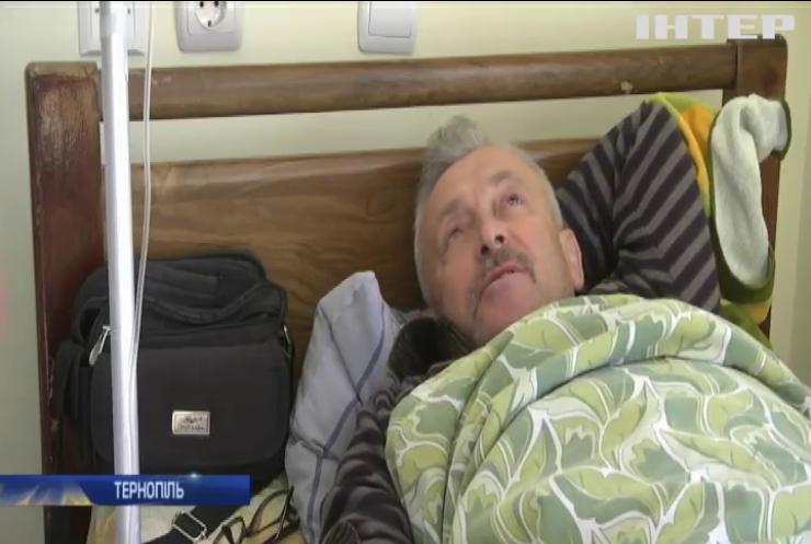 Отруєння у Тернополі: шістьох людей шпиталізували