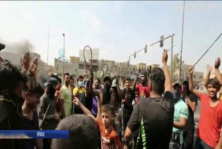 В Іраку через масові протести вимкнули Інтернет