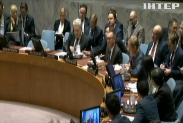 Радбез ООН скликає засідання через ракетну загрозу КНДР