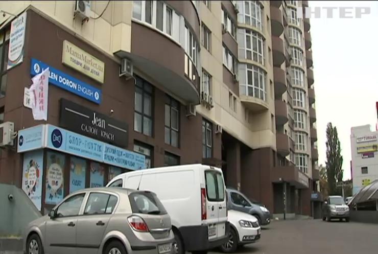 У Києві пасажири позашляховика влаштували стрілянину