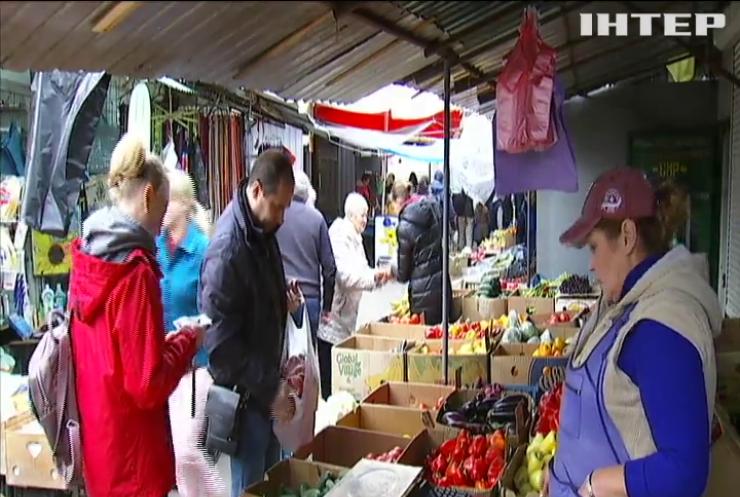 В Україні стрімко зросли ціни на основні продукти харчування