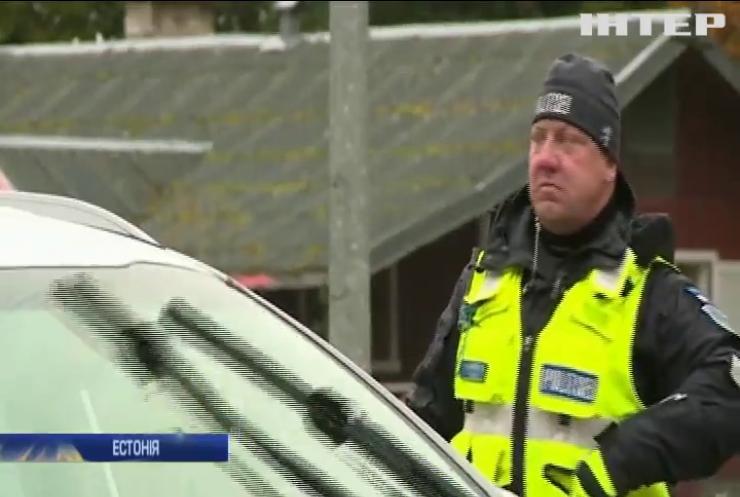 Естонських водіїв за перевищення швидкості штрафують часом