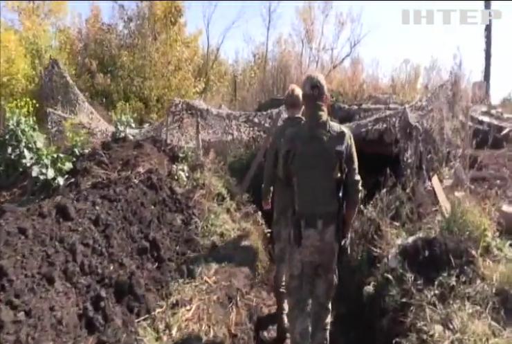 Війна на Донбасі: бойовики активізувалися на Луганському напрямку