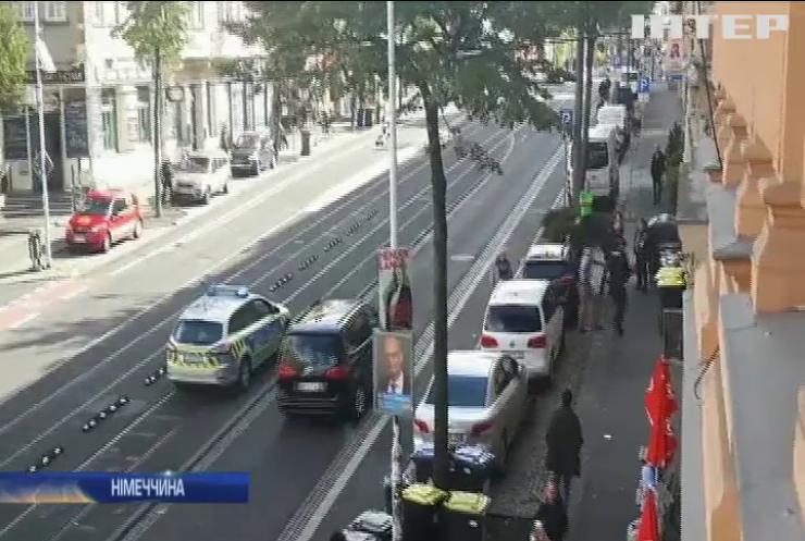 Напад на синагогу у Німеччині: поліція розпочала спецоперацію