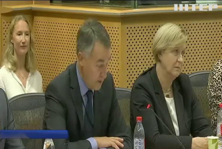 Європарламентарії обговорять ситуацію в Україні