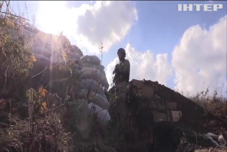 На Донбасі зафіксували 17 обстрілів за добу
