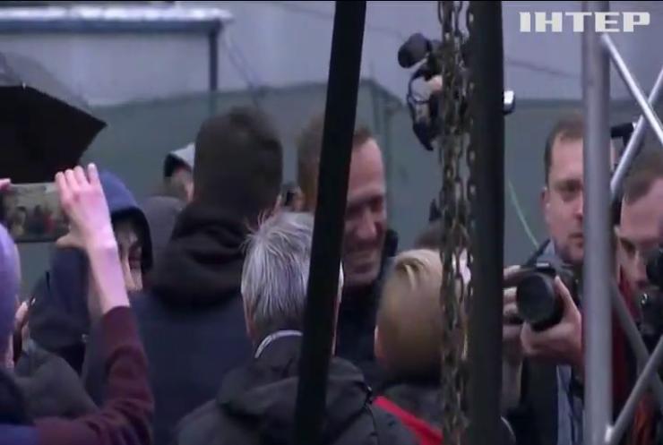 Навальний назвав можливих наступників Володимира Путіна