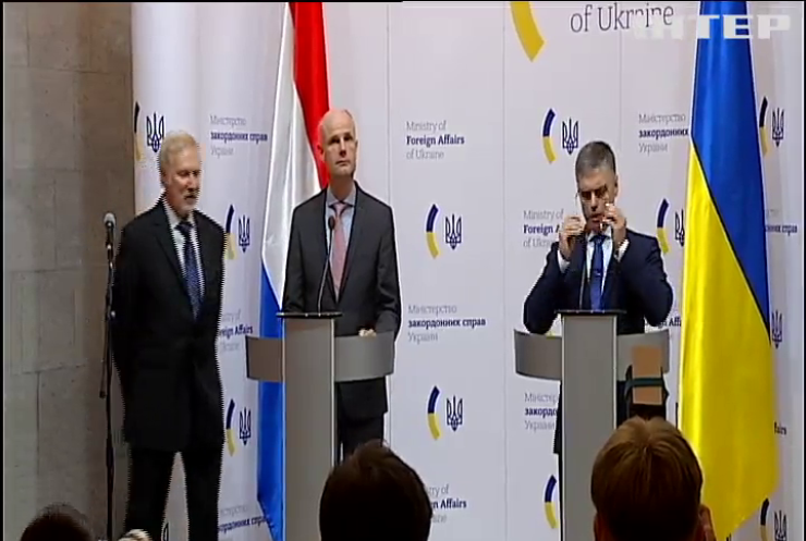 Нідерланди розслідуватимуть роль України у катастрофі МН-17