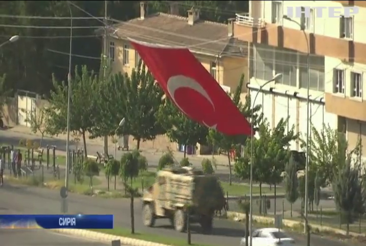 Туреччина понесла перші втрати у війні з курдами