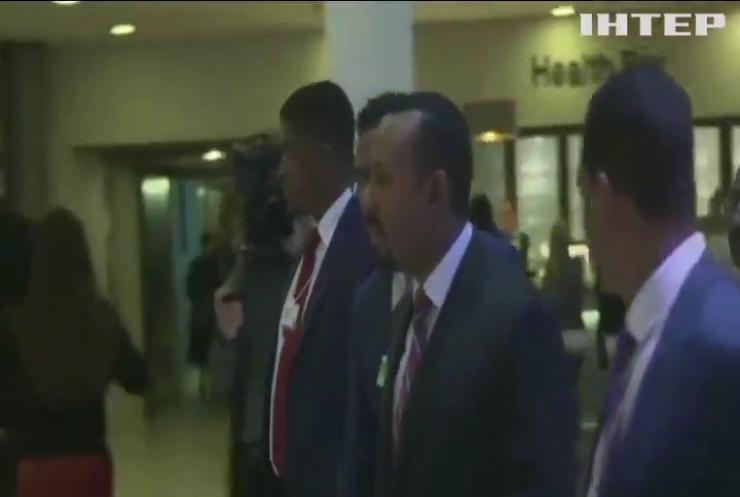 Прем'єр-міністр Ефіопії отримав Нобелівську премію миру