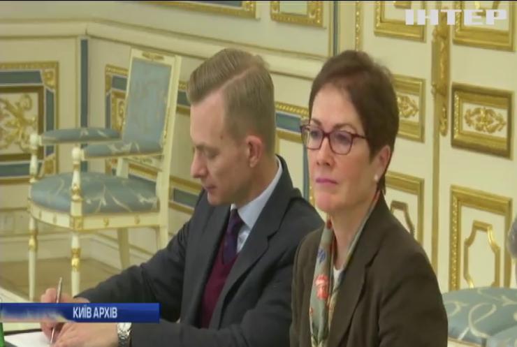 Український скандал у США: Марі Йованович свідчитиме у Конгресі
